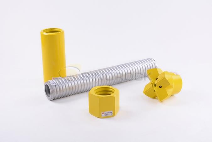 T130 Self Drilling Hollow Bar