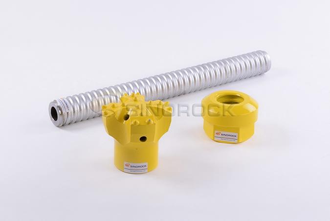 T52 Self Drilling Hollow Bar
